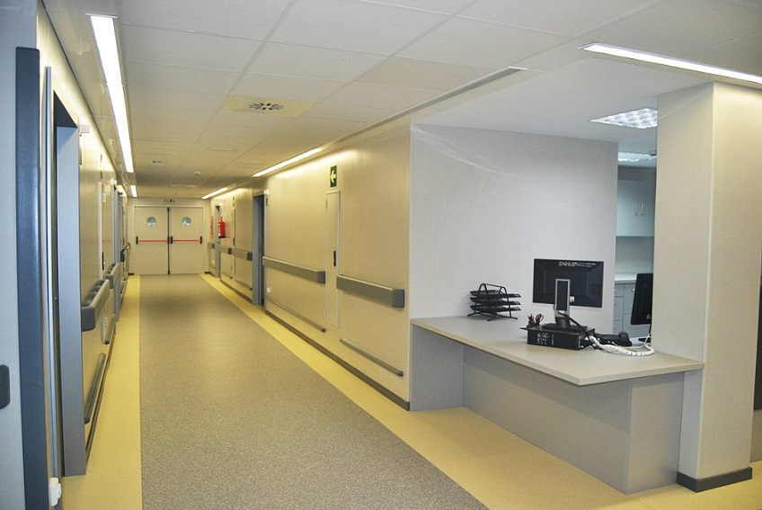Handrail-wall-protection-hospital